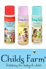Childs Farm - Skin Friendly Toiletries